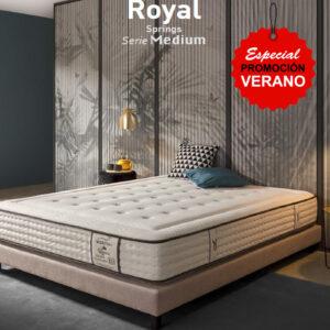 colchón royal